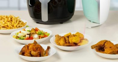Air Fryer and Deep Fryer Tips and how to use - samayal samayal